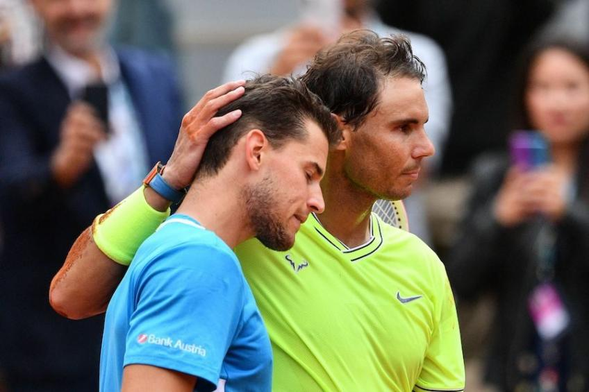 "Uncle Toni: ""Dominic Thiem can replace Rafael Nadal as King of Clay"""