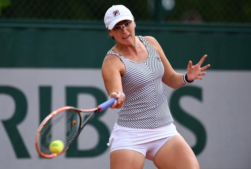 Yaroslava Shvedova Tests Negative for COVID-19