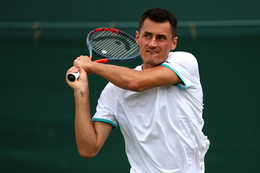 Bernard Tomic: 'I'm yet to be tested for coronavirus but I have all the symptoms'