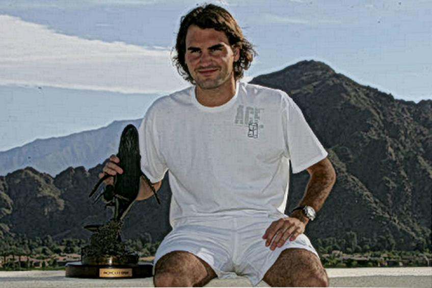 ThrowbackTimes: Roger Federer beats Lleyton Hewitt to defend the title