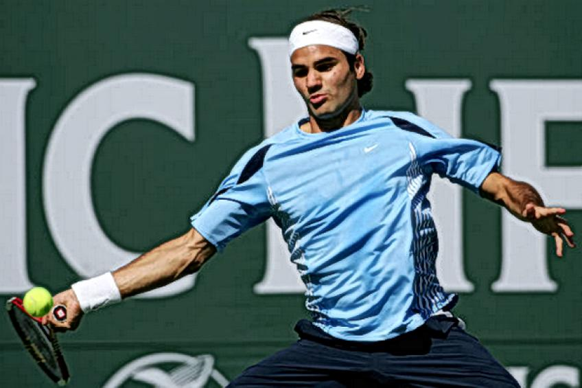ThrowbackTimes Indian Wells: Roger Federer sprints past Paradorn Srichaphan in semis
