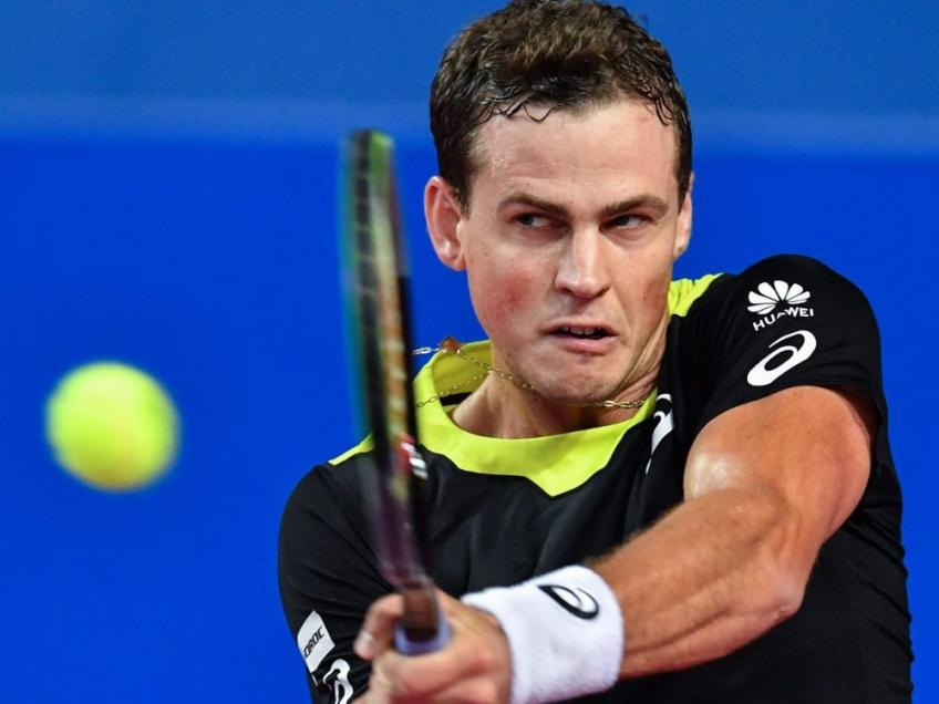 Vasek Pospisil : The unknown is what makes things pretty difficult