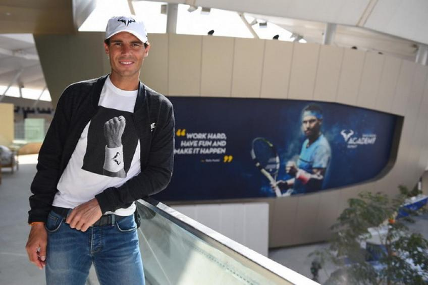 Rafael Nadal publishes statement about Rafa Nadal Academy and coronavirus