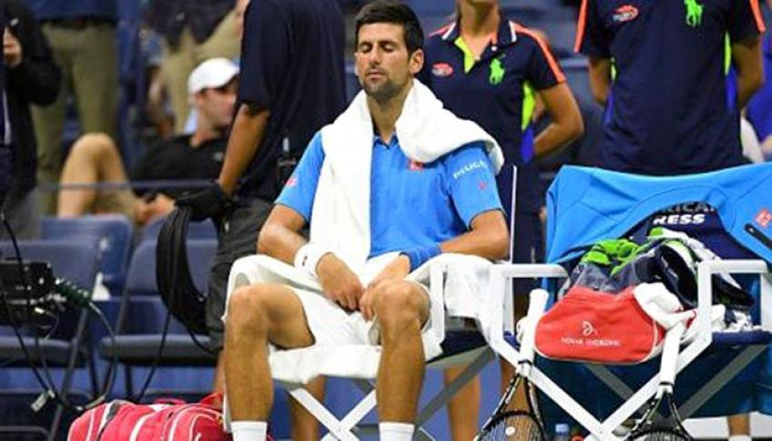 Novak Djokovic reveals his rituals before the match