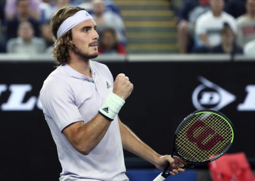 Stefanos Tsitsipas: I've taken precautionary measures, my health is my top priority