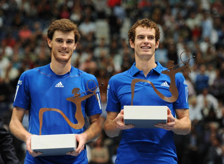 Jamie Murray: I Hope to Play With my Brother Andy at Wimbledon Before We Retire