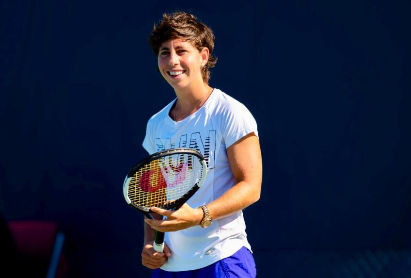 Carla Suarez Navarro on Tennis Shutdown and Her Retirement Plans