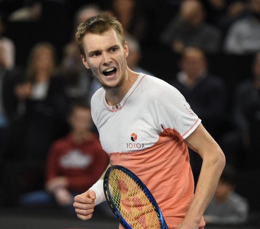 Alexander Bublik: isolation with Denis Shapovalov wouldn't be boring because...