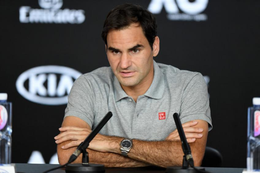 Roger Federer: 'I have never forgotten how privileged we are'