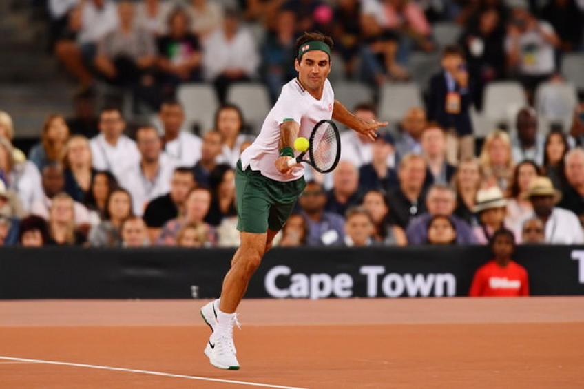 Roger Federer: 'I try to give my absolute best every single day on tennis court'