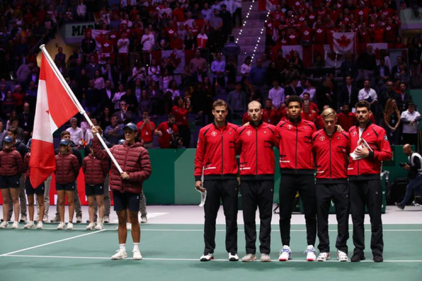 Felix Auger-Aliassime backs Canadian Olympic Committee decision to skip Olympic Games