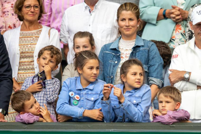 Roger Federer and Mirka Federer need New Nannies