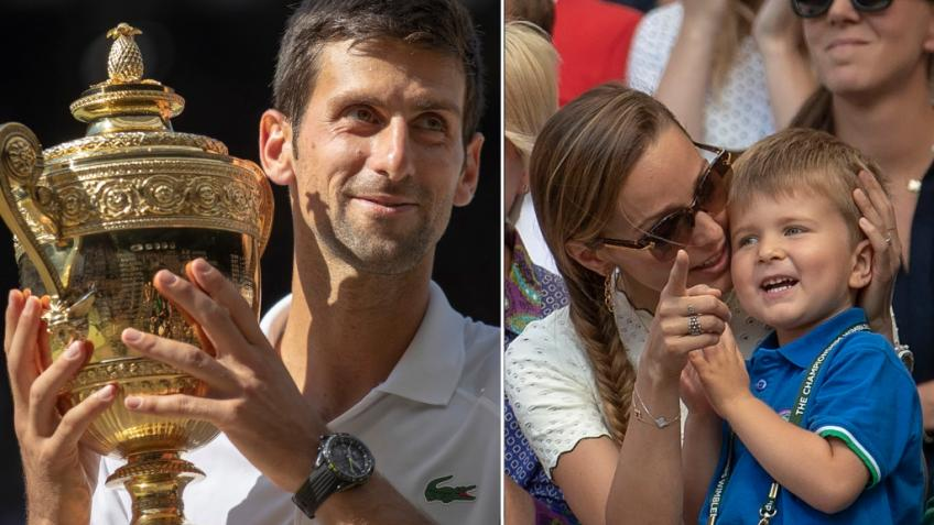Novak Djokovic speaks on spending time with his family during Tour suspension