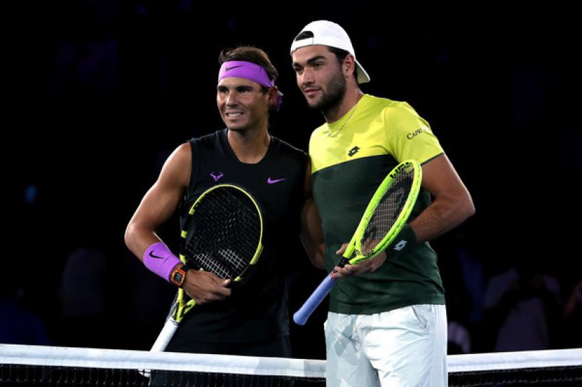 Matteo Berrettini reveals tournament that propelled him towards the elite