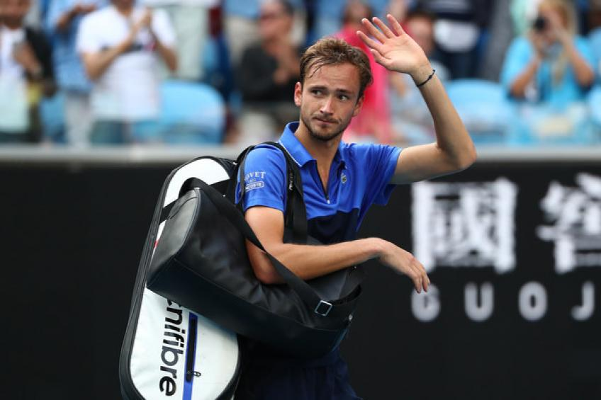 Daniil Medvedev reveals the most challenging period of his career