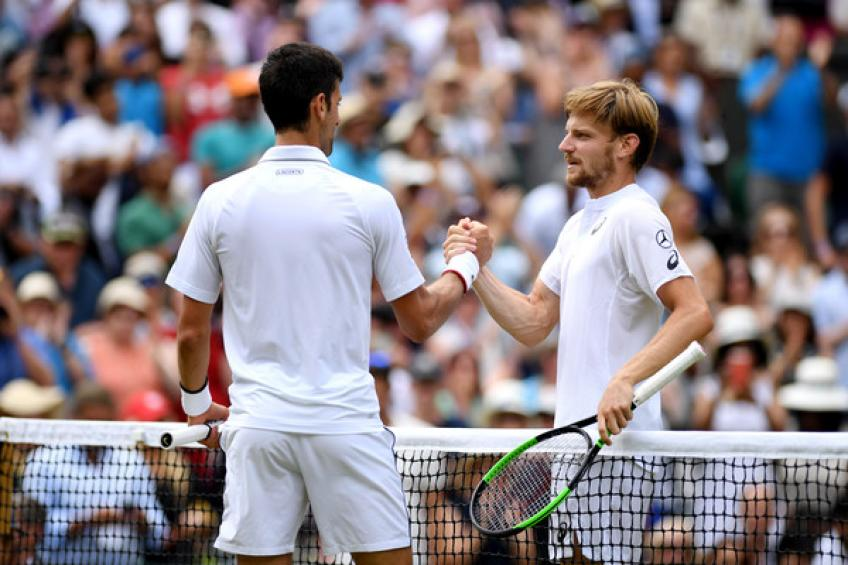 Goffin explains why Roger Federer, Rafael Nadal and Djokovic are tough to beat