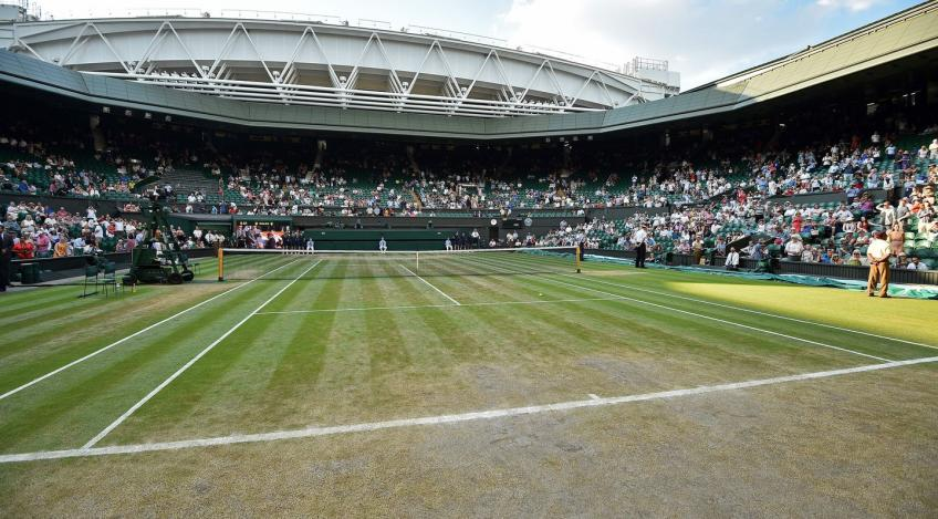 Tennis Players Sad, Shocked & Devastated About Wimbledon's Cancelation