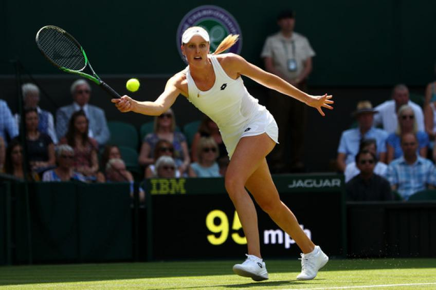 Naomi Broady: 'I thought about a supermarket job'
