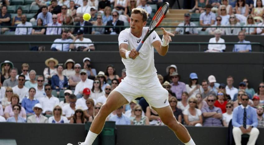 Vasek Pospisil: Wimbledon cancellation was expected