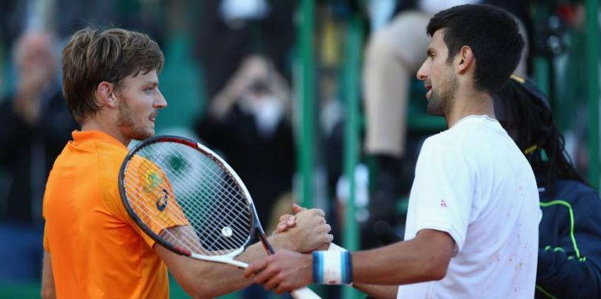 David Goffin praises Novak Djokovic and Vasek Pospisil for job on ATP Player Council