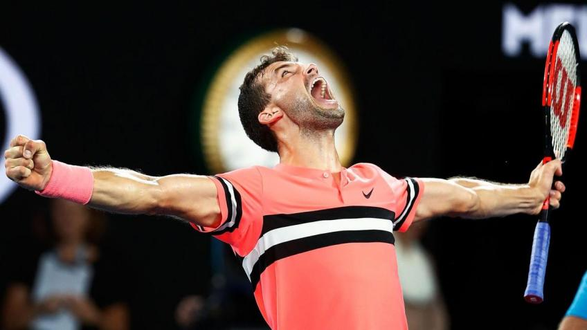 Grigor Dimitrov Looking for Opportunities to Give Back to His Country
