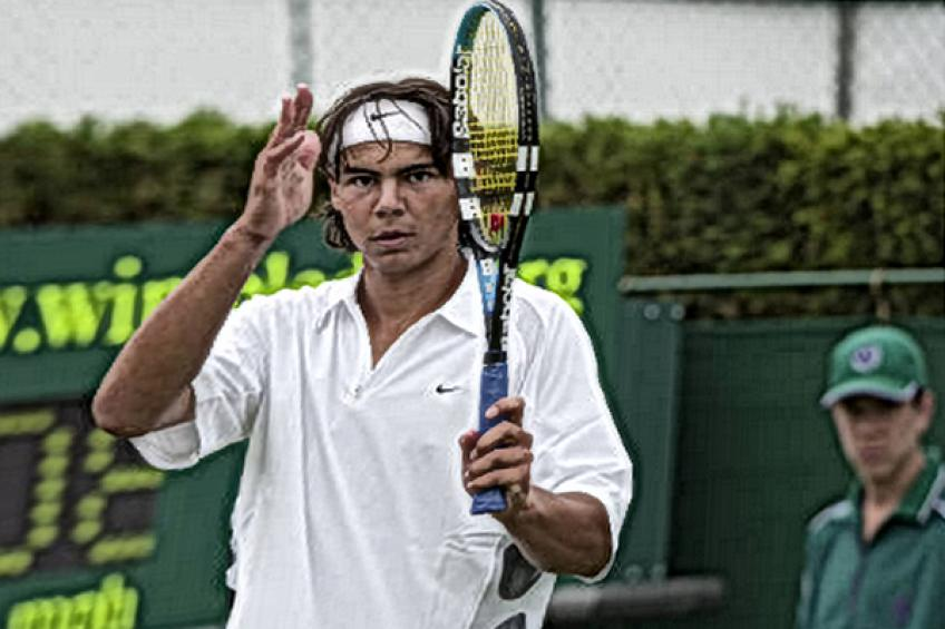 In Rafael Nadal's words: 'If I had lost in five sets, I would have been happy'