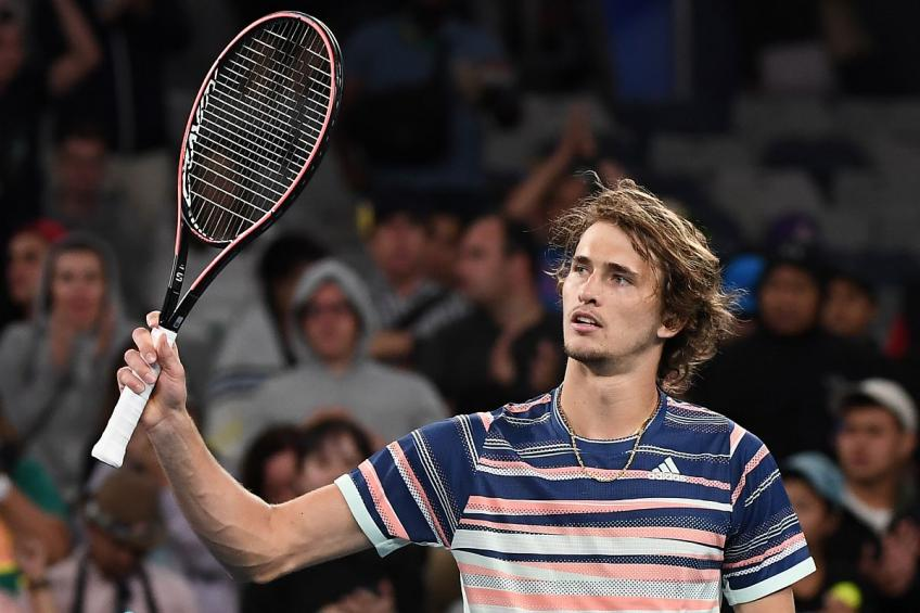 Alexander Zverev: Tour suspension isn't helping me