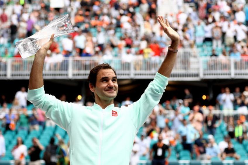 Roger Federer's most dominant victories in Miami