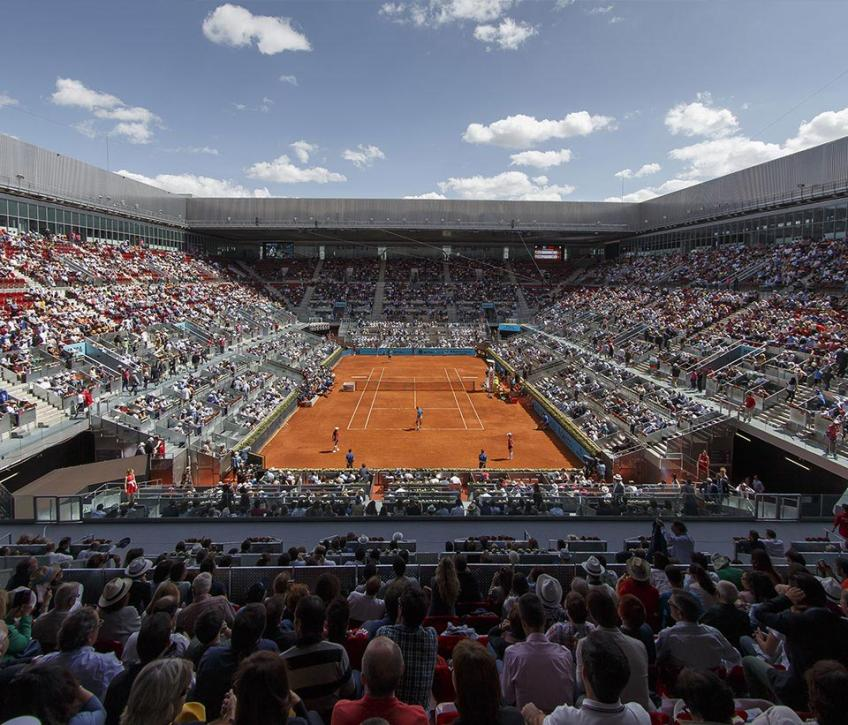 ATP & WTA players to participate in Madrid Masters Virtual Pro