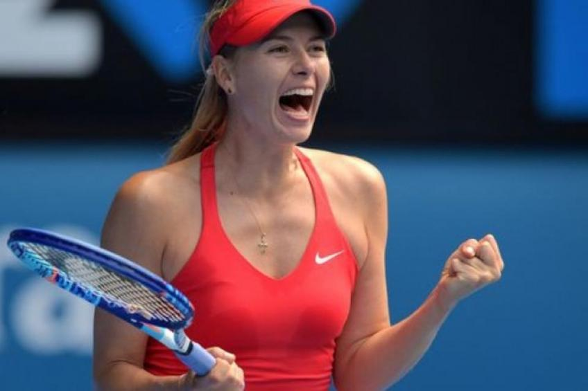 Maria Sharapova is impressed by her own popularity after viral tweet