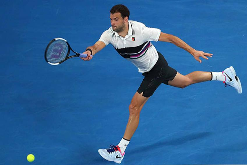 Grigor Dimitrov: I'm starting a course at Harvard Business School!
