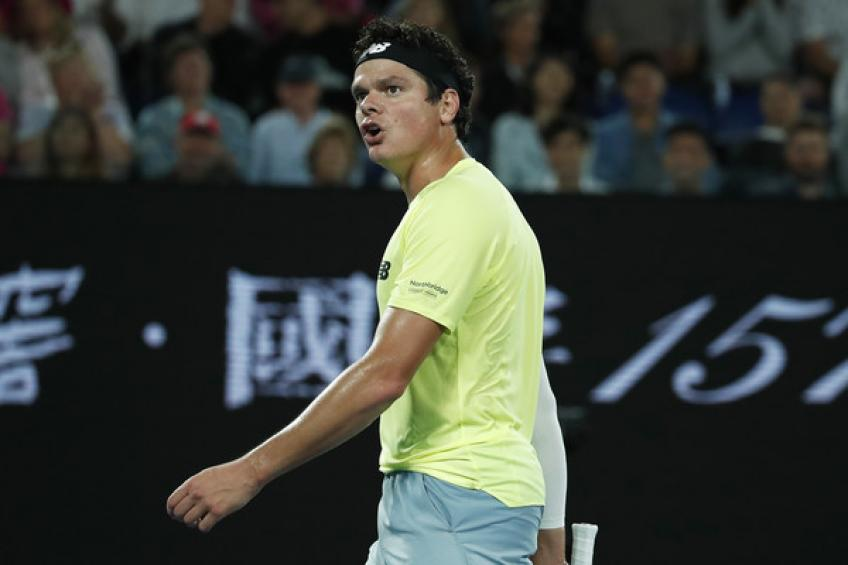 Milos Raonic: 'It would be nice to have US Open and Roland Garros, even if..'