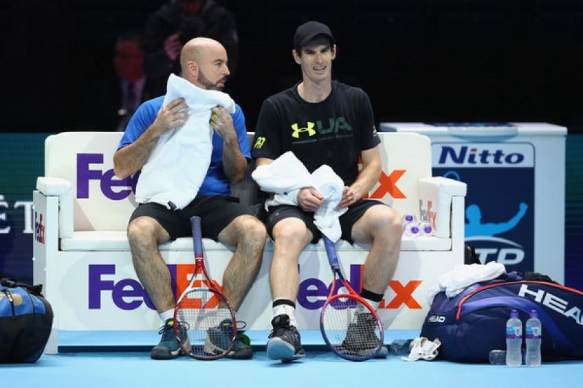 Jamie Delgado: 'Andy Murray considered to return in Miami before...'