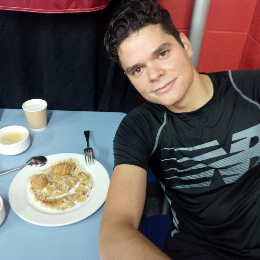 Mios Raonic Explains How Nutrition Has Helped Him Become A Better Tennis Player