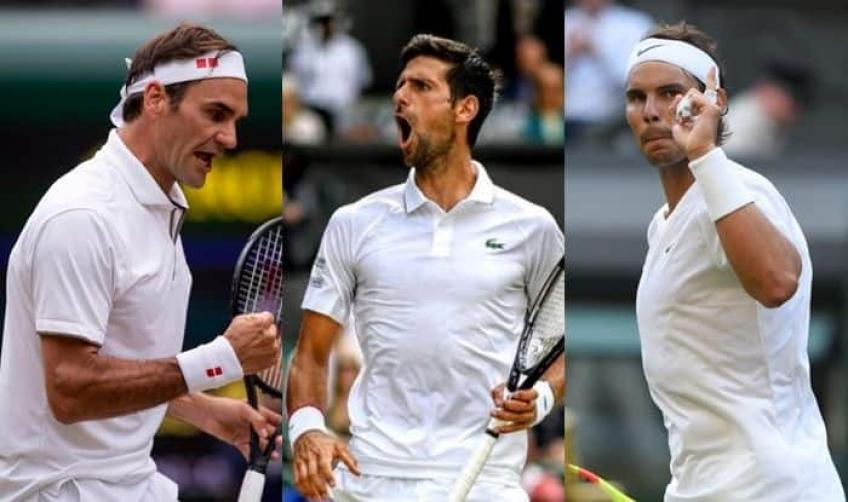 Groth: Any team event with Roger Federer, Nadal and Djokovic will be successful