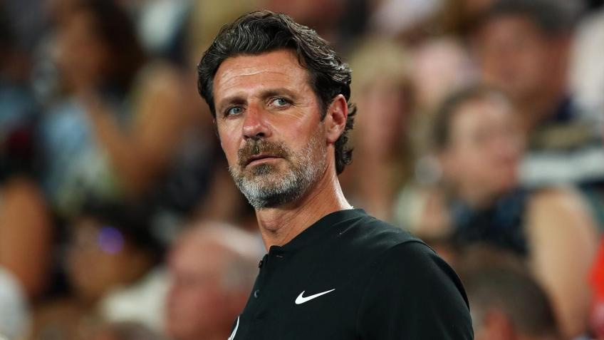 Patrick Mouratoglu says, tennis needs change, as racquets stop thwacking on courts