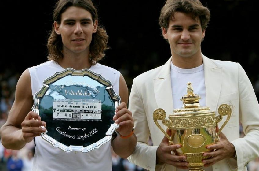 Roger Federer's best memory - 2006 edition: three more Majors in the record book