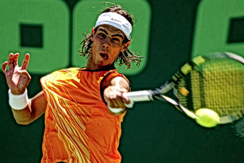 ThrowbackTimes Miami: Rafael Nadal enters first Masters 1000 final and writes history