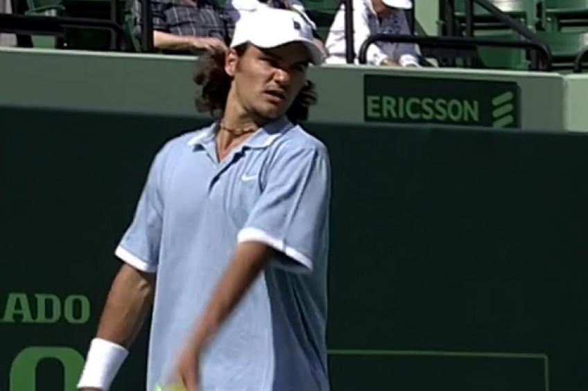 ThrowbackTimes Miami: Roger Federer beats Gimelstob for first Masters 1000 win