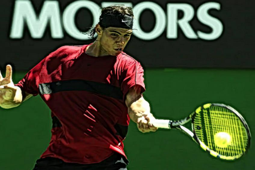 When Rafael Nadal wanted to become world No. 1 at 17