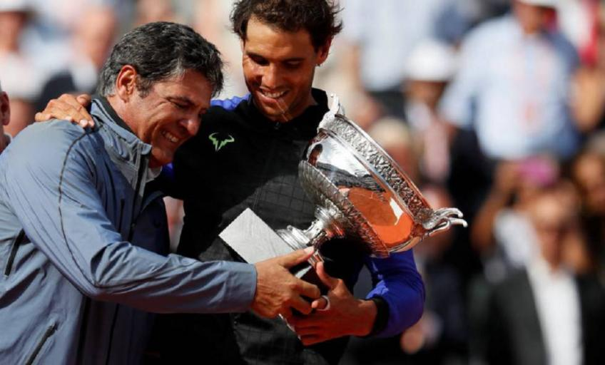 Toni Nadal: Rafael Nadal told me he doesn't care about tennis right now