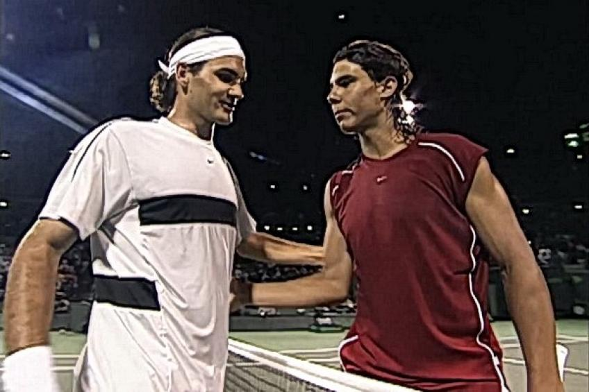 Rafael Nadal recalls - 'I played almost perfect match against Roger Federer'