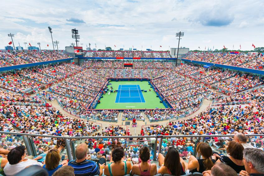 The 2020 WTA Rogers Cup is postponed to 2021