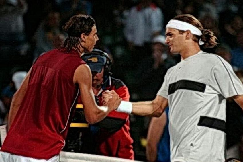 In Rafael Nadal's words: 'I was afraid Roger Federer could win 6-1, 6-1, but was..'