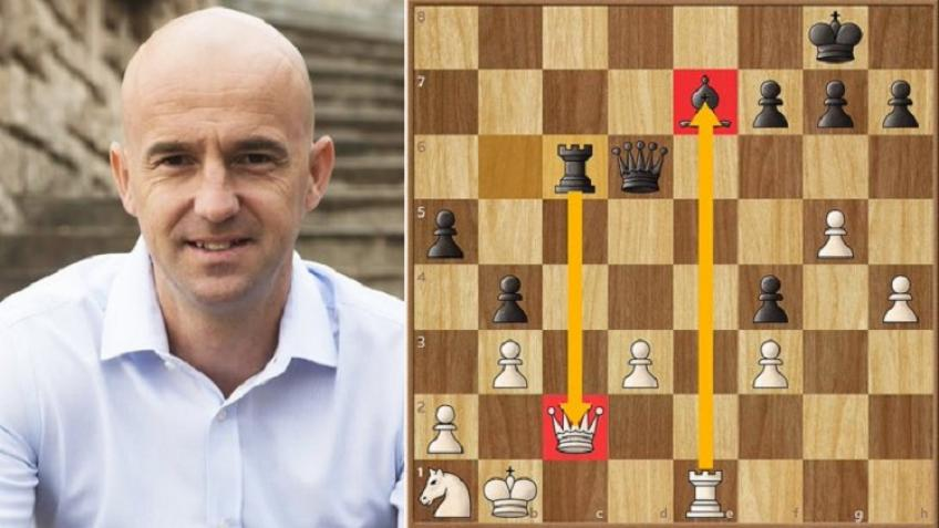 Ivan Ljubicic Takes on French No. 1 Chess Player Maxime Vachier-Lagrave