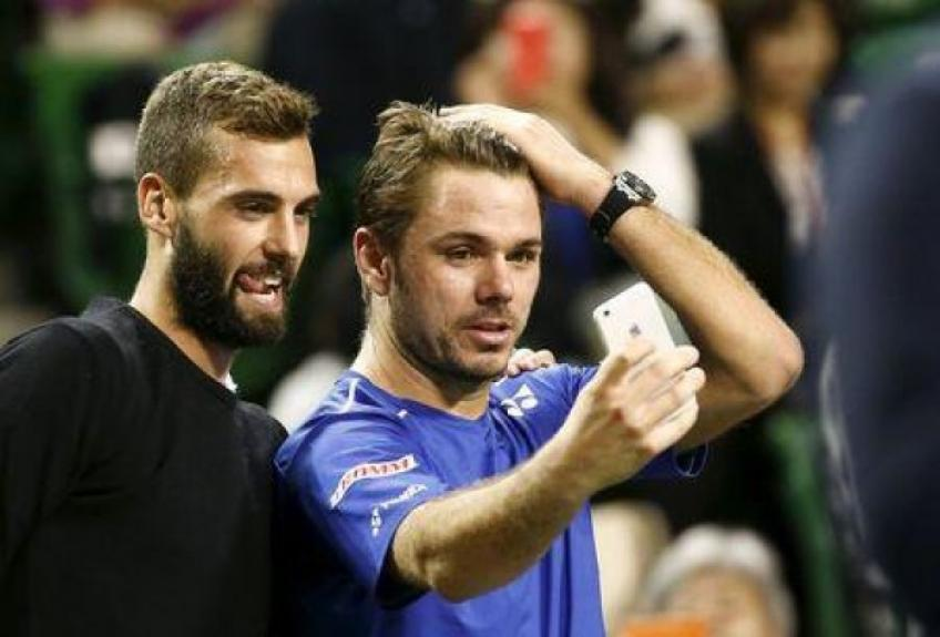 Wawrinka & Paire Build Their Perfect Player: Roger Federer, Nadal, Djokovic and...