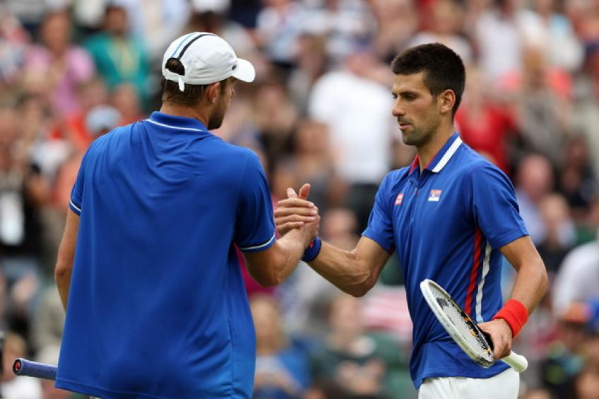 Andy Roddick: 'Novak Djokovic beat me like a drum at London Olympics'