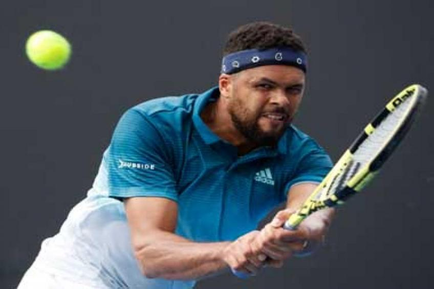 Jo-Wilfried Tsonga: I have a lot of questions about how I'm going to end my career