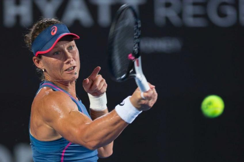 "Samantha Stosur: ""It's time to accept it and find other tasks to fill our days"""