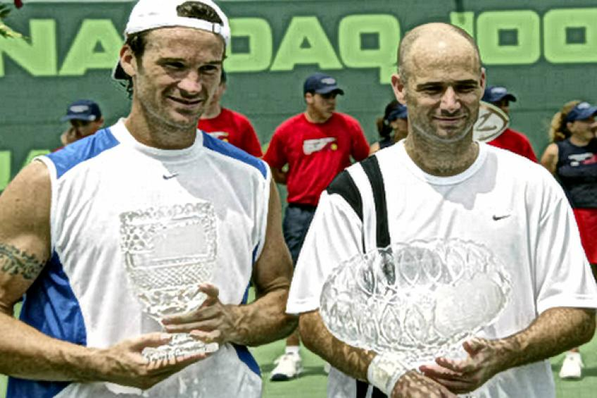 ThrowbackTimes Miami: Andre Agassi wins sixth and last crown over Carlos Moya